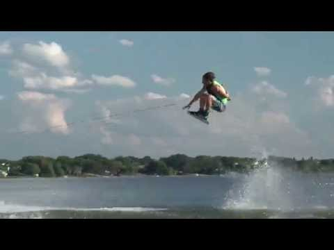 Hyperlite's Remix & Jinx Wakeboard Bindings