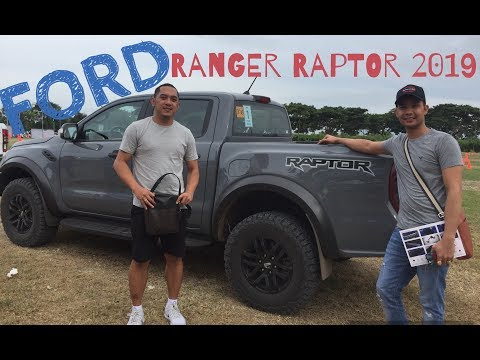 Test Drive: Ford Ranger Raptor