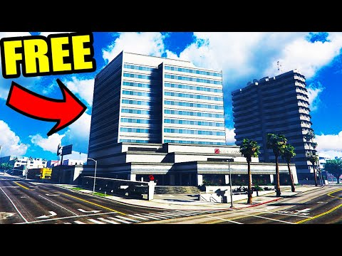 How To Get An Executive Office For FREE In GTA 5 Online 1.46