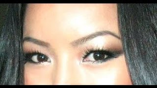 SMOKEY  COPPER/BROWN EYES TUTORIAL