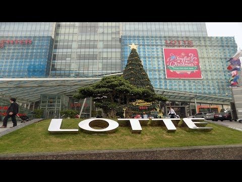 LOTTE HOTEL HANOI, THE BEST HIGH RISE LUXURY HOTEL HANOI