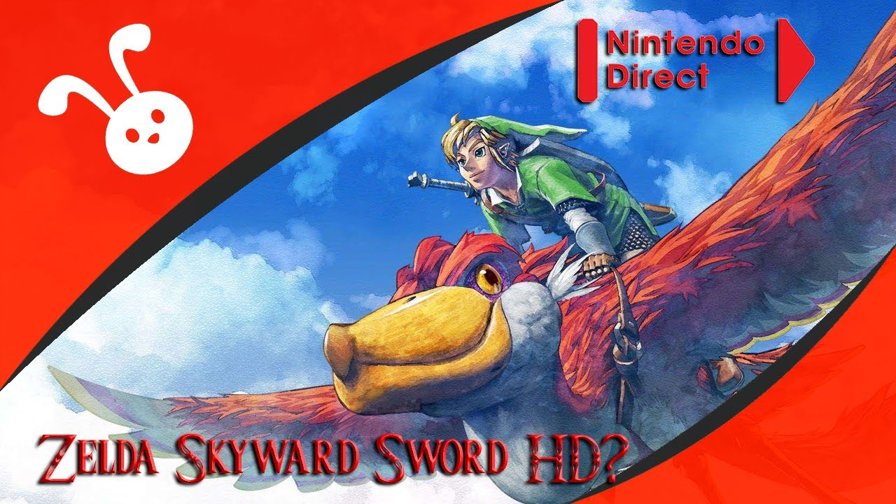 Cartero informativo / #6 / DLC Hyrule Warriors y Skyward Sword HD