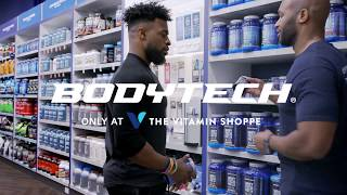 BodyTech: Your Grind, Your Body, Your Fuel