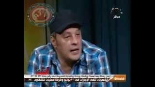 لقاء الفنان عمرو عبد الجليل على امجاد مع اخوه التؤام الشيخ ايمن