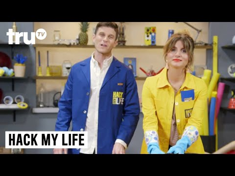 Hack My Life - Hack Mail: Stinky Kitty Litter | truTV