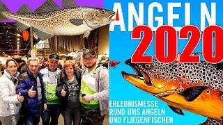 Рыболовная выставка Angelmesse 2020 -  Duisburg. Рыболовные путешествия.
