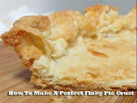 Best easy flaky pie crust recipe
