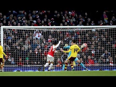 Alexis Sanchez vs Burnley (Home) 15-16 HD 720p  - English Commentary (30-01-2016) Mp3