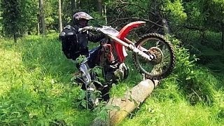 Enduro Battle - Beginnings Riding
