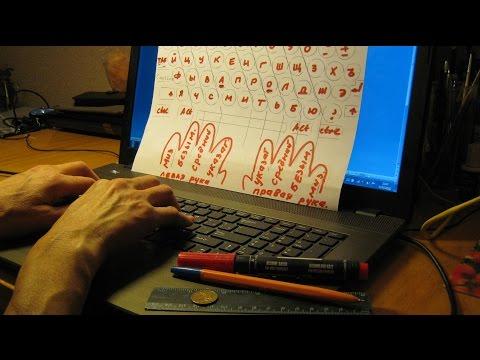 Клавиатура и мышь. Работа на клавиатуре. Кнопки мыши