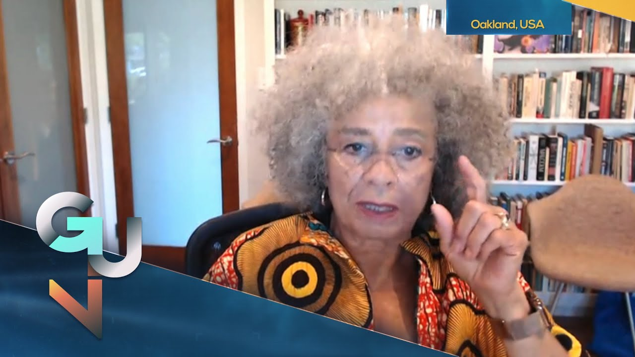 Angela Davis on Trump vs Biden: We Must Break Out of The Corporate Capitalist Two-Party System!