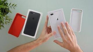 iPhone 8 Plus - Unboxing e Prime impressioni