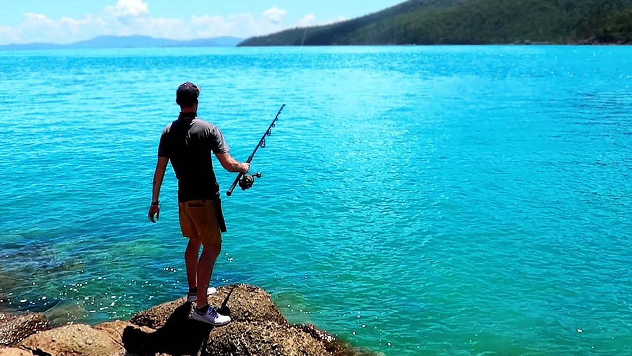 Fishing Tropical Islands With Dennis Verreet Part 2
