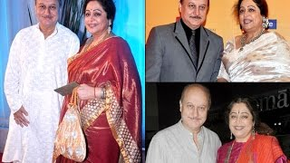 Anupam Kher plans to interview wife Kirron on his show Kucch Bhi Ho Sakta Hai