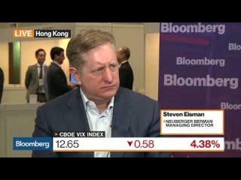 Steve Eisman Is Short Deutsche Bank, Canadian Financials