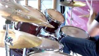 Shihad Thin White Line Drum Cover