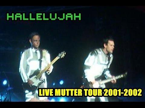 [08] Rammstein - Hallelujah Live Mutter Tour 2001-2002 (Multicam)