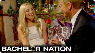 Sarah Reveals Her Disability To Sean   The Bachelor US