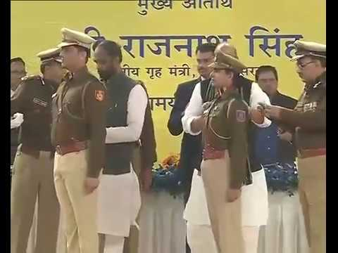 LIVE: Shri Rajnath Singh At Adornment Function Of Delhi Police