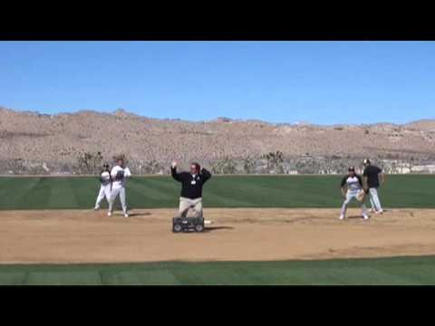 Yucca Valley High School Baseball Harlem Shake 2013