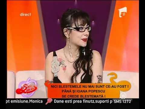 Un Show Pacatos - Segment - Ioana Popescu si Masini.ro