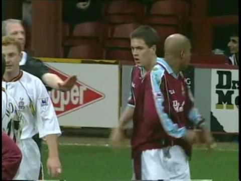 Di Canio and Lampard argue over penalty