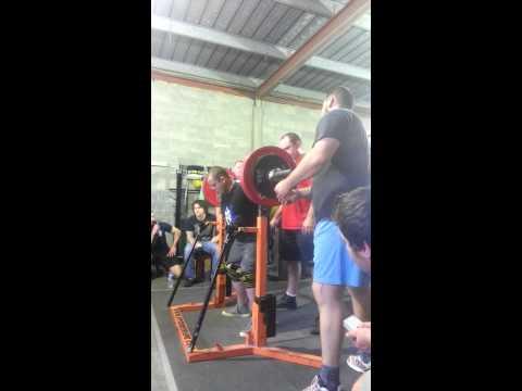 Tuffnutz- B N 3- Jim Huber- 200kg squat