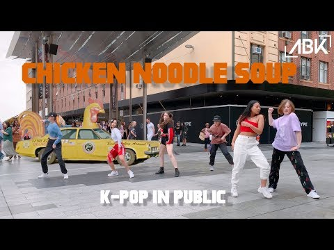 [K-POP IN PUBLIC] j-hope (제이홉) – Chicken Noodle Soup (feat. Becky G) Dance Cover by ABK Crew