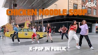 Download lagu [K-POP IN PUBLIC] j-hope (제이홉) - Chicken Noodle Soup (feat. Becky G) Dance Cover by ABK Crew