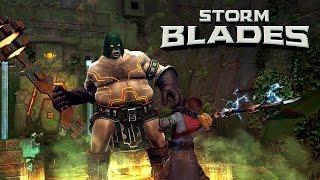 Stormblades -  Классный слэшер на Android(Обзор/Review)