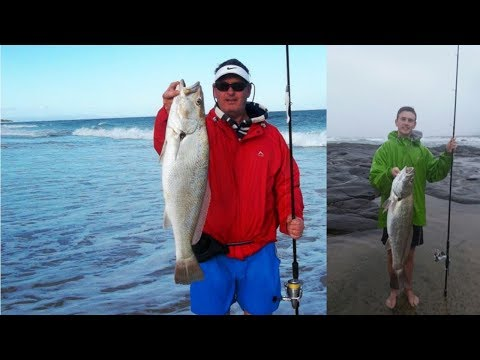 Eastern Cape Fishing - Kob and Grunter