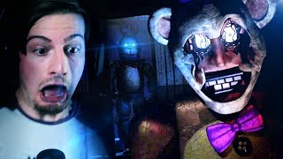 Ok.. who is this animatronic!? || fredbear's fright (nights 3 - 5)