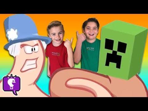 HobbyKids Play Thumb Phone App Game