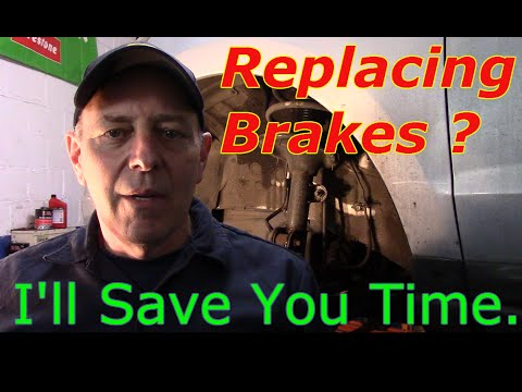 How To Replace Brakes And Rotors On A 2007 Hyundai Santa Fe