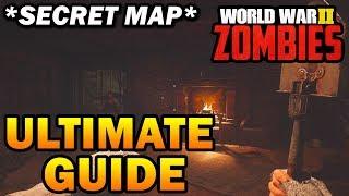 """Groesten Haus"" WW2 ZOMBIES ULTIMATE MAP GUIDE! How to UNLOCK & FULL Map Walkthrough!"