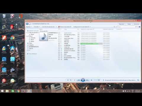 Como convertir CD archivos de audio al mp3, aac, wma, wav,  facil de pasar cd a mp3 - Leeker
