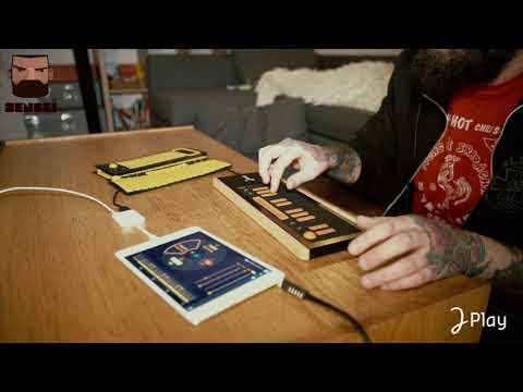 """SENBEÏ - """"JOUE PLAY"""" VIDEO #2"""