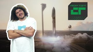 SpaceX Falcon Heavy Launch Planned for November   Crunch Report