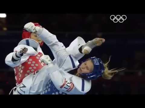Best 50 Taekwondo Knockouts 2016