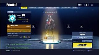 BOUGHT BATTLE PASS | BLACK NIGHT!!!! | FORTNITE IN SWEDISH