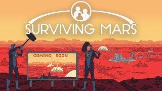 What is.... Surviving Mars (FANTASTIC COLONY LOGISTIC SIM)