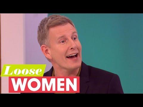 Patrick Kielty Tells The Romantic Story Of How He Wooed Cat Deeley  Loose Women