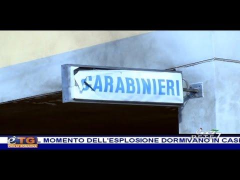 èTg Bologna - Attentato alla Caserma dei Carabinieri di Corticella a Bologna del 27-11-2016.