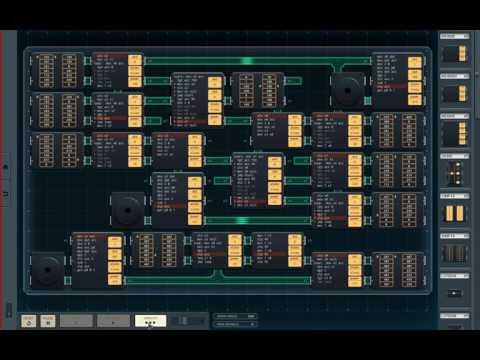 Shenzhen I/O plays Vivaldi