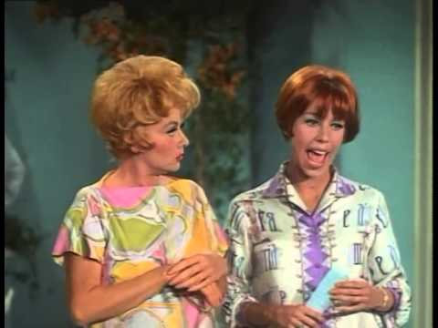 The Lucy Show LUCY AND CAROL IN PALM SPRINGS