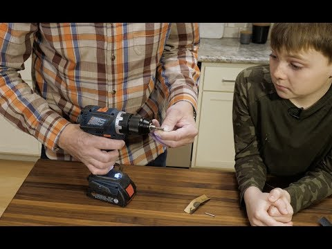 How to Build Pinewood Derby car with simple tools