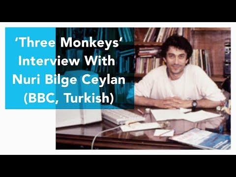 Three Monkeys - Interview With Nuri Bilge Ceylan (BBC, Turkish)