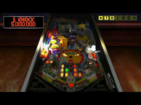 The Pinball Arcade - The Addams Family: Gold Edition - PC