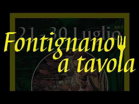 Fontignano a Tavola 2017 - 31^ edizione