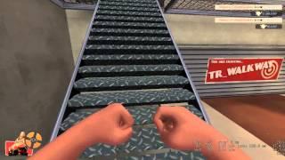 Team Fortress 2 Beta Skins Gameplay